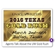 Agents Talk About the UW Gold Rush Conference